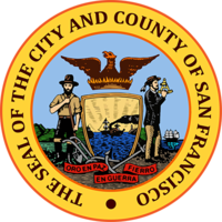 city of san francisco and county logo